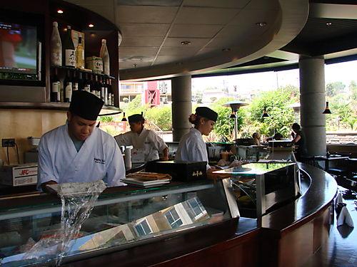 Banbu sushi bar