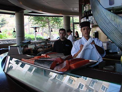 Banbu sushi bar 2