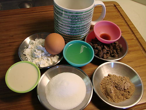 CMcake ingredients