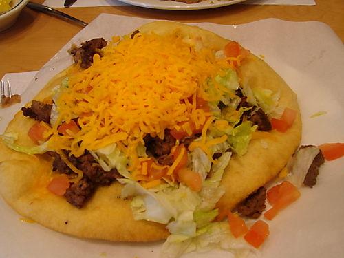 Laposta Indian taco