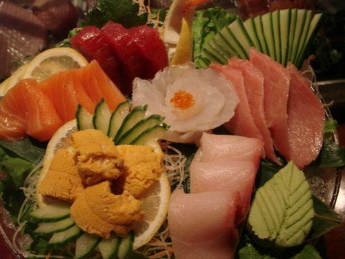 BaSu sashimi