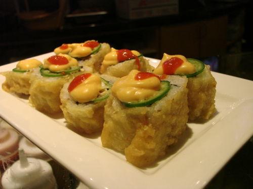 BaSu crunchy roll