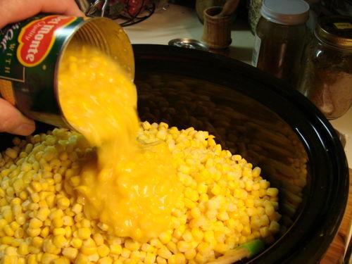 Corn Casserole creamed corn