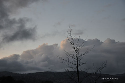 Clouds one