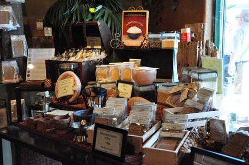 Spice Merchant display
