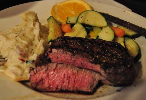 BB mr steak