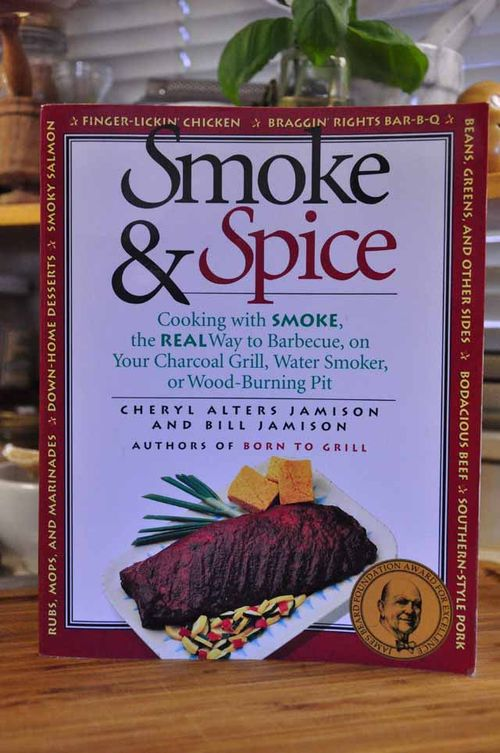 Smoke & Spice book