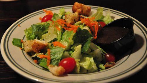Hooley's salad