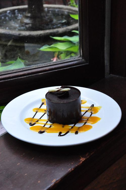 Choc dessert