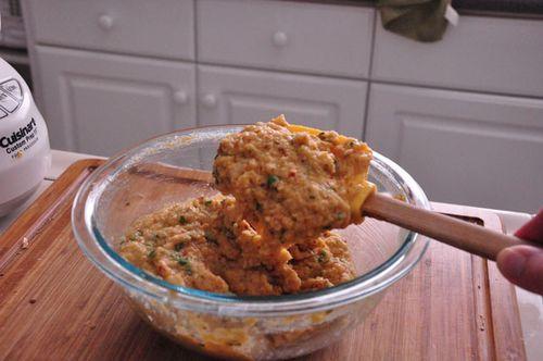 Falafel loose mix