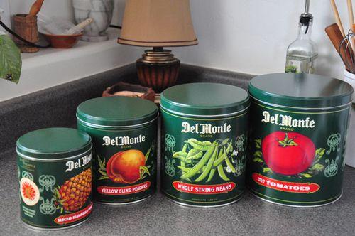 Cans veg's