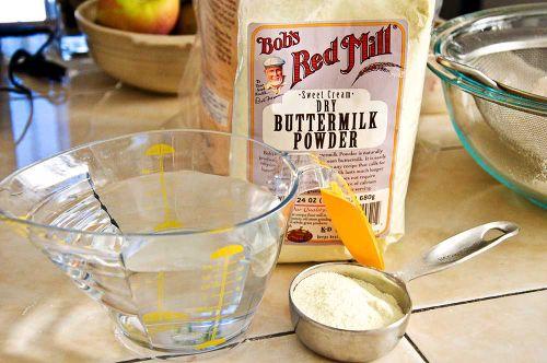 Bbf mix buttermilk