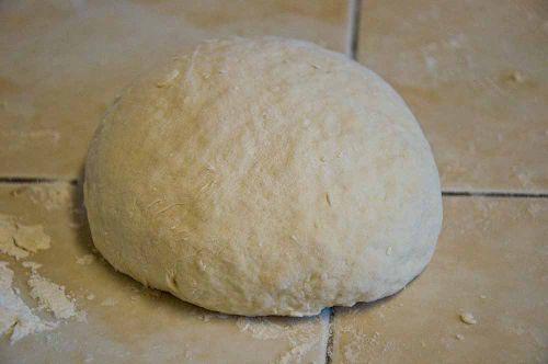 Pizzai smooth elastic dough