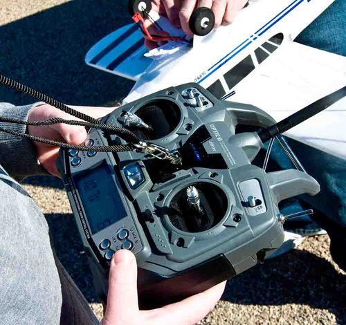 New plane new remote control