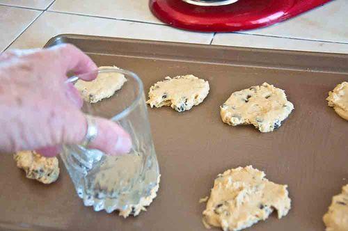 Cc cookies flatten