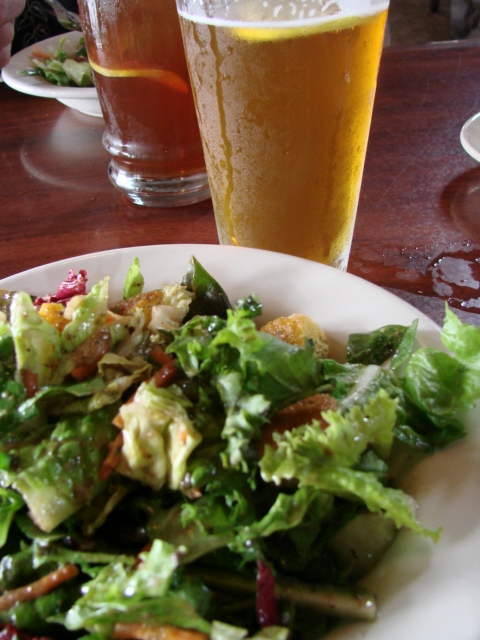 Salad_beer