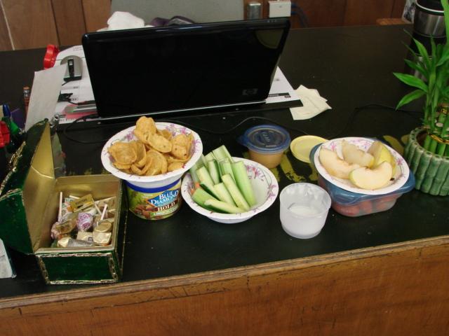 Foodie_desk