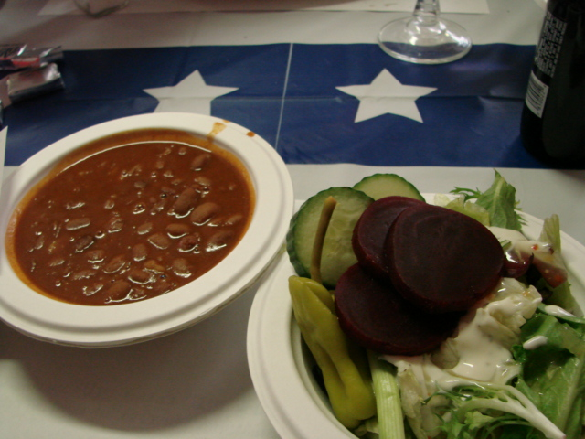 Salad_and_beans