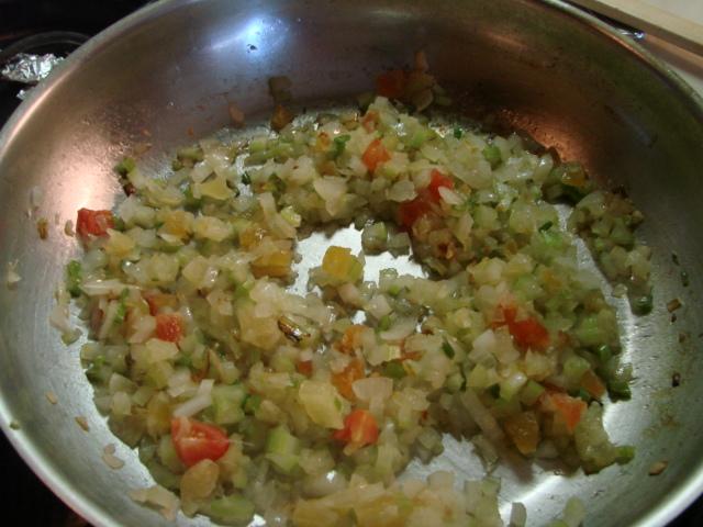 Rice_ingredis_saute