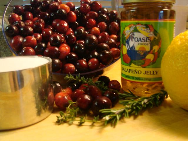 Cranberry_ingredients