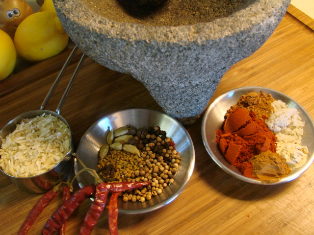 Spice_ingredients
